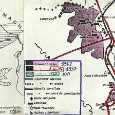 1957 et 1962