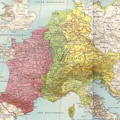 Histoire de la Lorraine 3 (843 à 1474)