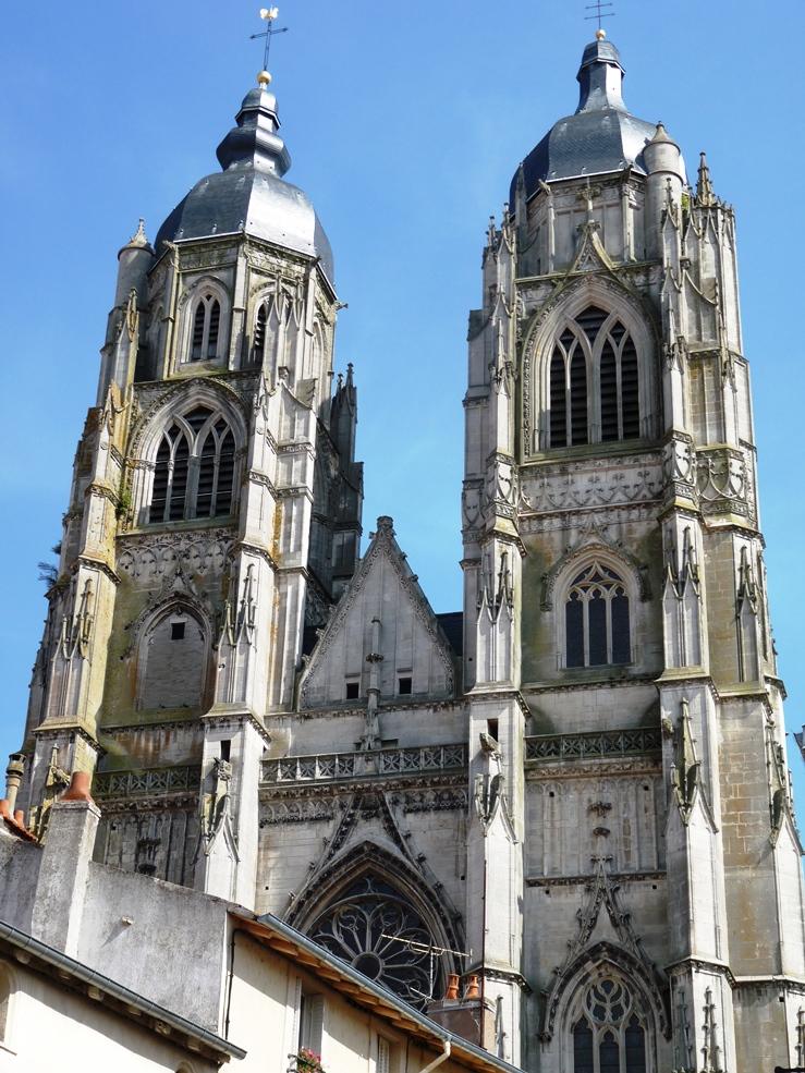 Basilique saint nicolas de port
