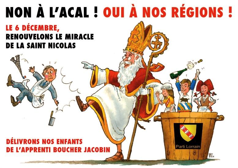 Carte saint nicolas pl recto