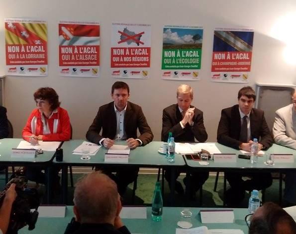 Conference presse interregionale 3