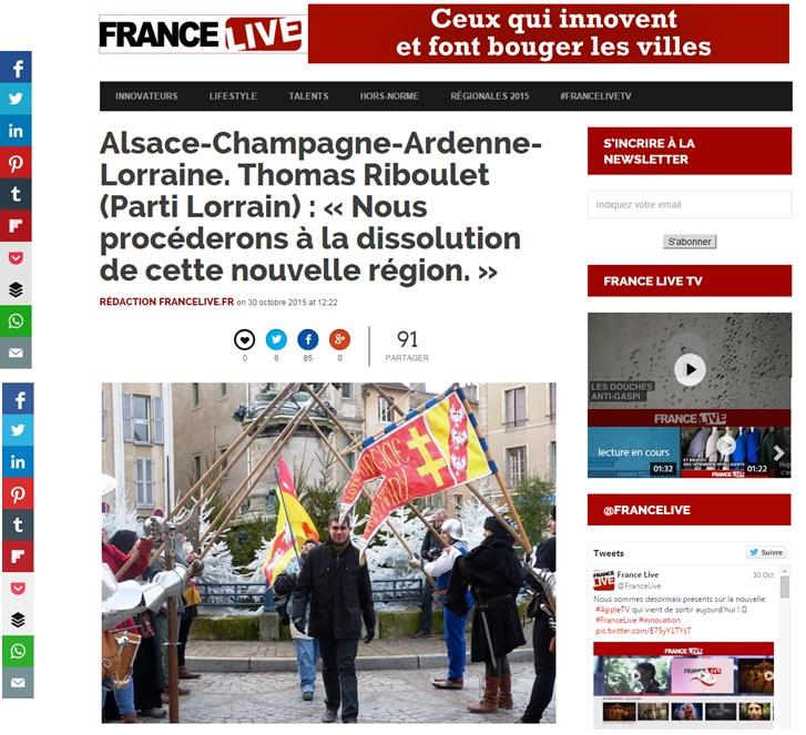 Image france live