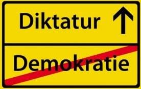 Keine demokratie
