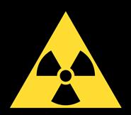 Logo radioactivite