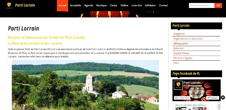 Nouveau design site PL