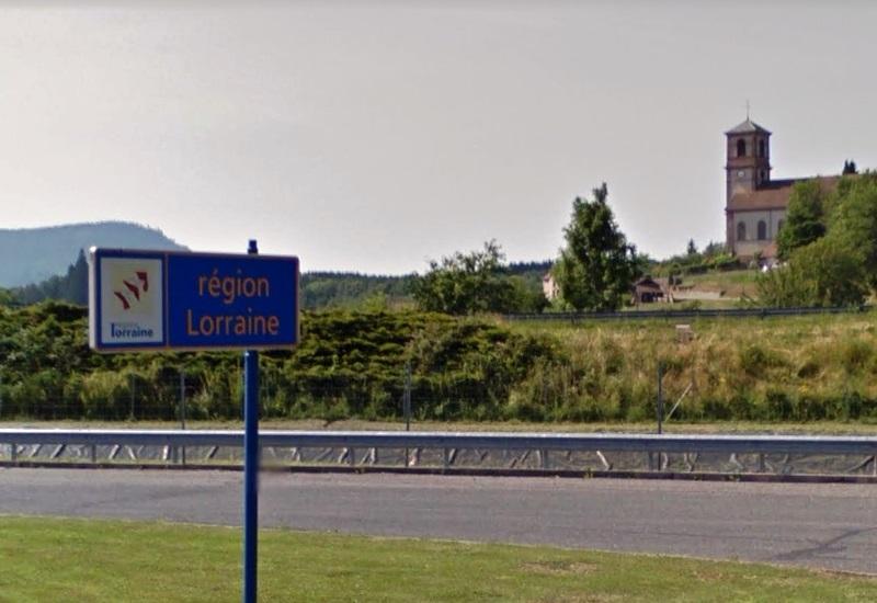 Panneau Region Lorraine