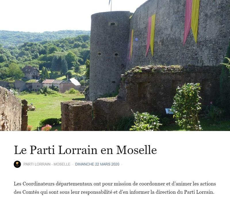 Parti Lorrain Moselle 3