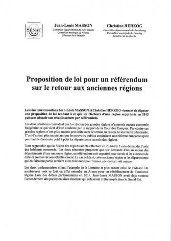 Proposition loi Region Lorraine 1